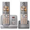 Cordless Phone/TAM Twin 1.8inch LCD 100 Name Memory