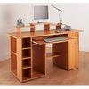 Alphason San Diego Workstation with Cupboard