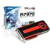 MSI R7970 Graphics Card AMD Radeon HD 7970 3GB DVI HDMI 2 Mini DisplayPorts Overclocked