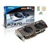 MSI R7870TF-2GD5/OC - AMD Radeon HD 7870 Twin Frozr 2GB PCI-E Dual DVI CrossFire Graphics Card