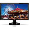 BenQ GL2450 - LED monitor - 24 - 1920 x 1080 FullHD - 2 ms - DVI-D, VGA - glossy black