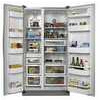 Photo of Hotpoint MSZ703NFH Aluminium Fridge Freezer