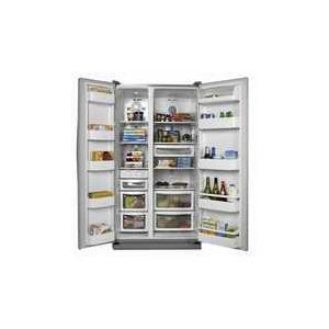 Photo of Hotpoint MSZ703NFH Aluminium Fridge Freezer
