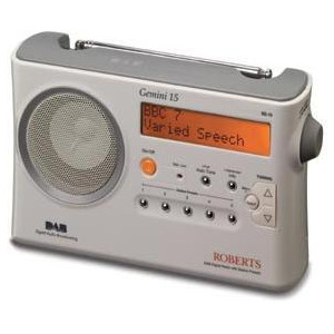 Photo of Roberts RD 15 Radio