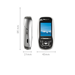 Photo of Samsung E350E Mobile Phone