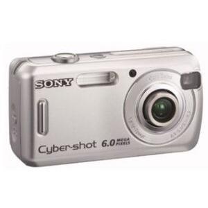 Photo of Sony Cybershot DSC-S600 Digital Camera