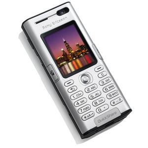 Photo of Sony Ericsson K600I Mobile Phone