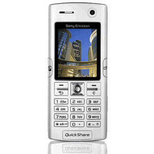 Photo of Sony Ericsson K608I Mobile Phone