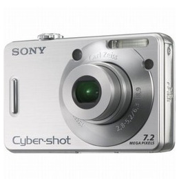 Sony Cybershot DSC-W70  Reviews