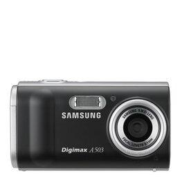 Samsung Digimax A503 Reviews