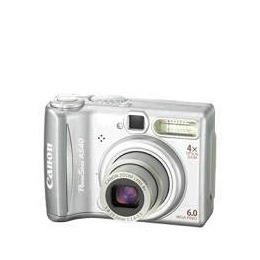 Canon PowerShot A540 Reviews