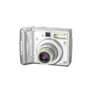 Photo of Canon PowerShot A540 Digital Camera