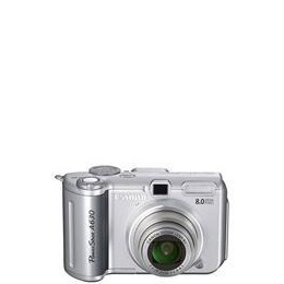 Canon PowerShot A630 Reviews