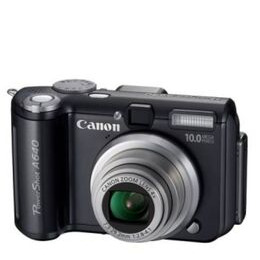 Canon PowerShot A640 Reviews