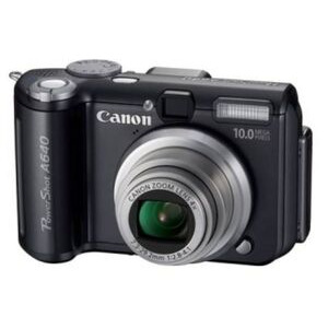 Photo of Canon PowerShot A640 Digital Camera