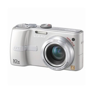 Photo of Panasonic Lumix DMC-TZ1 Digital Camera