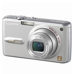 Panasonic Lumix DMC-FX07 Reviews
