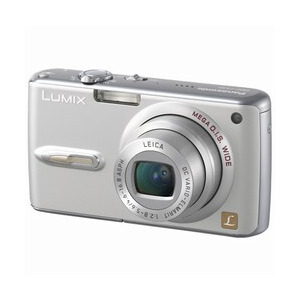 Photo of Panasonic Lumix DMC-FX07 Digital Camera