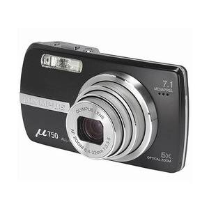 Photo of Olympus Mju 750 Digital Camera