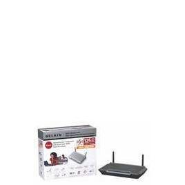 Belkin Adsl2+ Modem With High-speed Mode Wireless-g Router Reviews