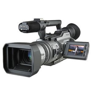 Photo of Sony DCR-VX2100 Camcorder