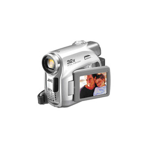 Photo of JVC GR-D340E Camcorder