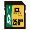 Photo of Lexar SD256 266 Memory Card
