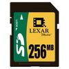 Photo of Lexar SD256 266 Memory Card