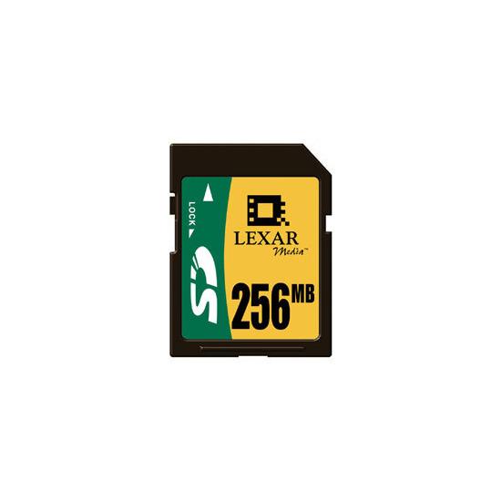 Lexar SD256 266