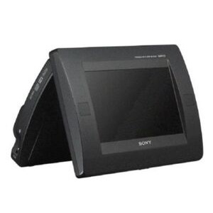 Photo of Sony MV-700HRB Portable DVD Player