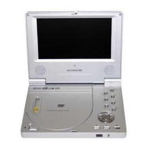 Photo of Daewoo DPC-7400P Silver Portable DVD Player