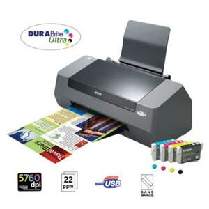 Photo of Epson STYLUS D78 Printer