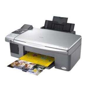 Photo of Epson Stylus DX4000 Printer