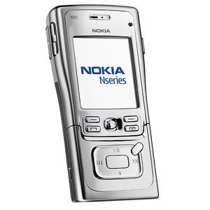 Photo of Nokia N91 Mobile Phone
