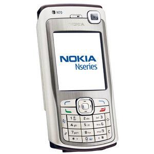 Photo of Nokia N70 Mobile Phone