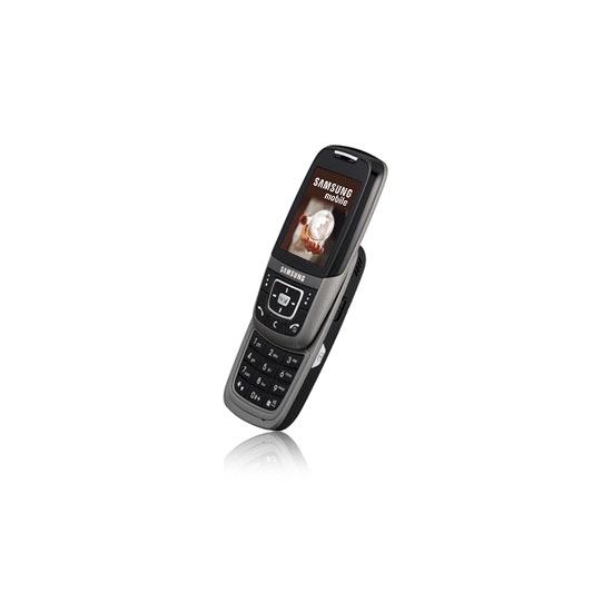 Samsung D600 Red