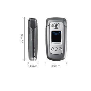 Photo of Samsung E770 Mobile Phone