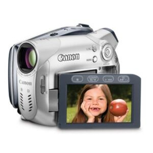 Photo of Canon DC100 Camcorder