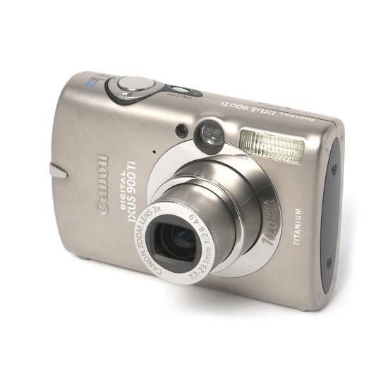 Canon Digital IXUS 900TI