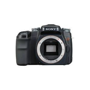 Photo of Sony Alpha DSLR-A100 (Body Only) Digital Camera