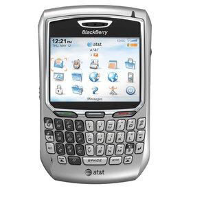 Photo of BlackBerry 8700 Mobile Phone