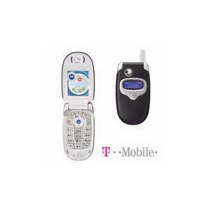 Photo of Motorola E550 Mobile Phone