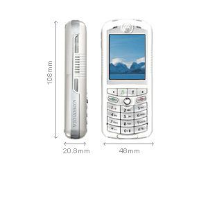 Photo of Motorola ROKR E1 Mobile Phone