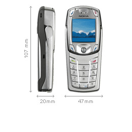 Nokia 6822 Reviews