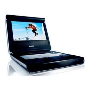 Photo of Philips PET 720 Portable DVD Player