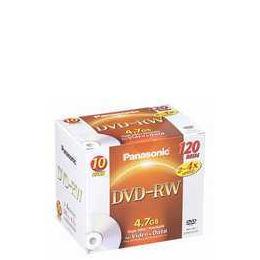 Panasonic LM-RW 120E DVD-RW Reviews