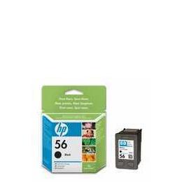 Original HP No.56 black printer ink cartridge twinpack C9502AE Reviews