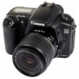 Canon EOS 20D Reviews