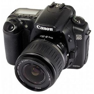 Photo of Canon EOS 20D Digital Camera