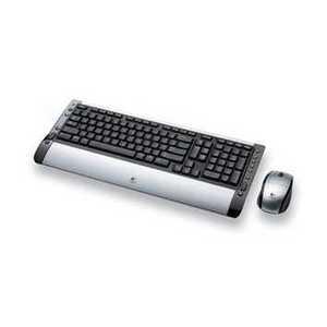 Photo of Logitech Cordless Desktop S510 Keyboard